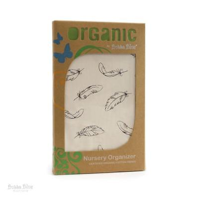 Bubba Blue Organic Feathers Nursery Organiser