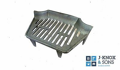 "18"" Classic Fire Grate Open Fireplace 4 Legs Free Standing Cast Iron Heavy Duty"
