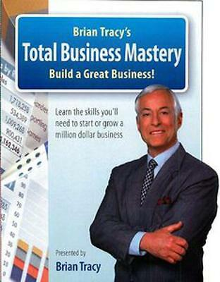 Brian Tracy - Total Business Mastery [Small Business Entrepreneurs Video]