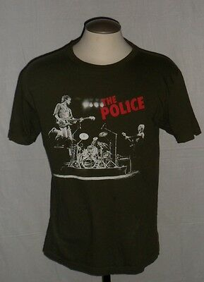 Concert T-Shirt Craze THE POLICE - 2007-08 North American Tour Tee