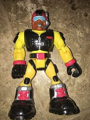 RESCUE HEROES ROCKY CANYON LAUNCH FORCE ACTION FIGURE MOUNTAIN Inspirational