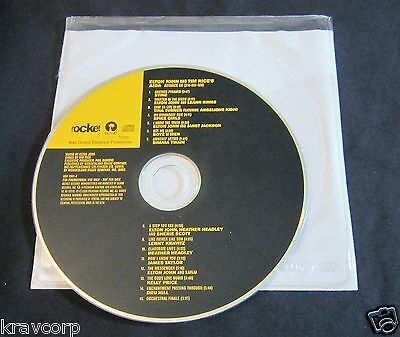 Elton John & Tim Rice 'Aida' 1999 Promo Cd—Sting/tina Turner/spice Girls/shania