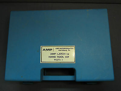 AMP Inc. AMP Latch Hand Tool Kit 91271-1  for HDF-20 IDC/IDT Mass Termination
