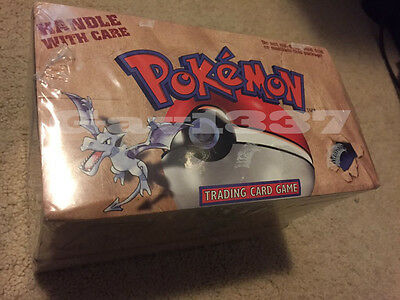 Pokemon SEALED Red Logo Fossil Theme Deck Box - Australian Made! TCG Cards RARE