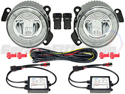 Volkswagen Crafter LED DRL Front Fog Light Kit T5 Caravelle VW Camper California