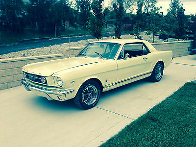 ford mustang 1966 GT