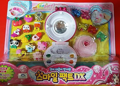 DX Smile pact dx Glitter Force SMILE PRECURE COMPACT Bandai Korea new