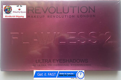 Makeup Revolution Ultra 32 Shade Eyeshadow Palettes 8 choices
