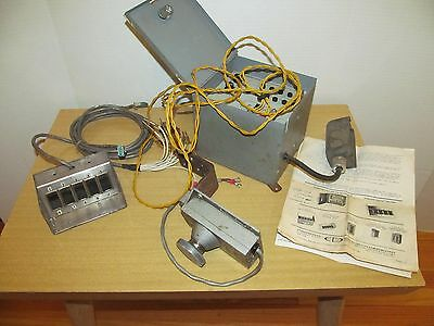 Vtg Continental Cypher-Lock Safe Panic Control Room Military  Industrial Escape