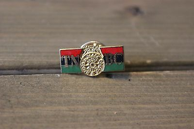 Vintage National Black Caucus Enamel Lapel Pin