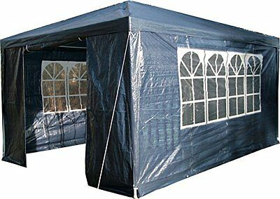 Airwave 3 x 4m Party Tent Gazebo Marquee with Unique WindBar and Side Panels 120