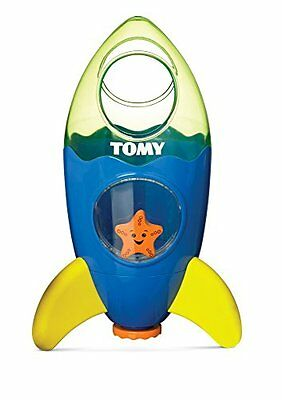 Tomy Bath Toys Fountain Rocket Toy