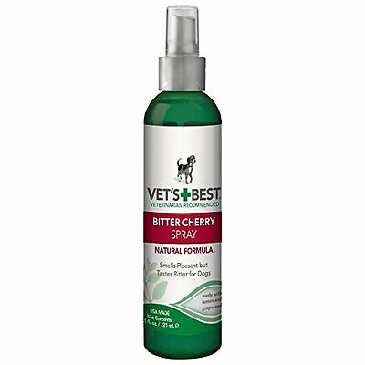 Vets Best Bitter Cherry Anti Chew Spray