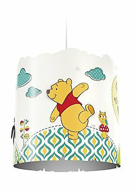 Philips Disney Winnie the Pooh Children's Ceiling Pendant Lightshade