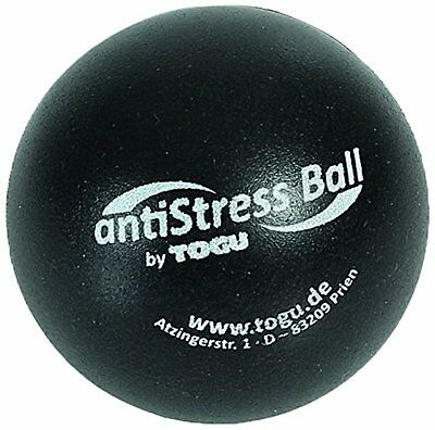 Togu Anti-Stress Stress Relieve Ball - Black