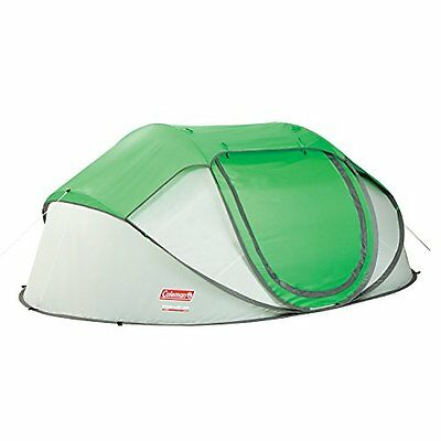Coleman FastPitch Galiano 4 Four Person Pop Up Tent