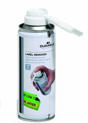 Durable Label Remover, 200 ml