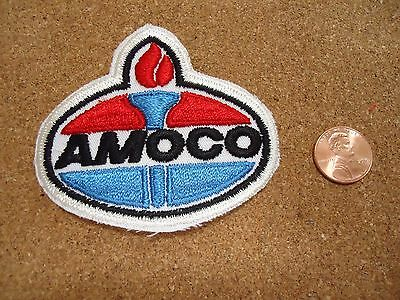 Vintage Amoco Patch New Old Stock
