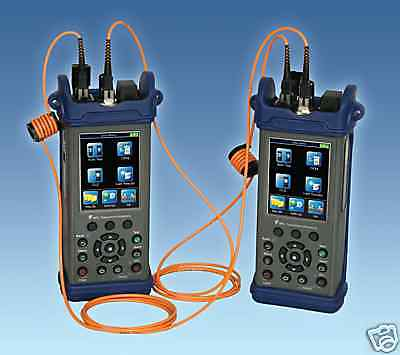 Noyes C880 Quad OTDR Certification Test Kit