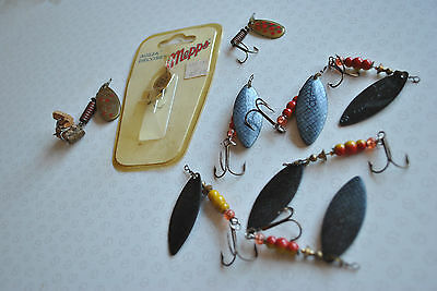 A Selection Of Vintage Mepps Lures
