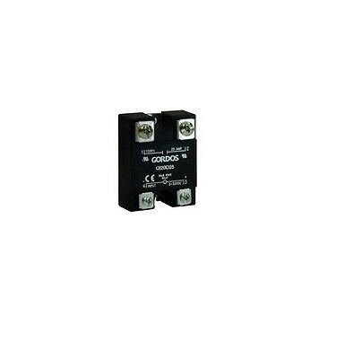 GORDOS SOLID STATE RELAY G240A45 NEW UNUSED CONDITION 45amp 240vac Control,  90-