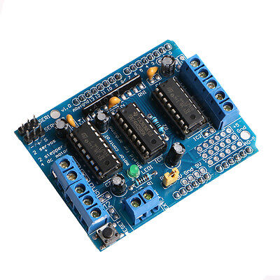Motor Drive Plate L293D Control Shield Drive Expansion Board Module For Arduino