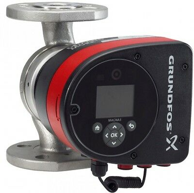 Grundfos Magna 3 40 80 F N (220) Variable Speed Hot Water Circulator Pump #155/3