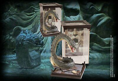 Harry Potter : BASILISK Magical Creatures from The Noble Collection NOB7421