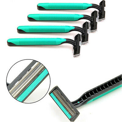 4pcs Women's Girl' Disposable or Not Safety Health Care Razors Hair Remove Tools