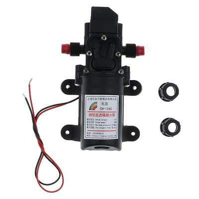 12V High Pressure Auto Diaphragm Water Pompe 5L/min 100 PSI Pressure Switch