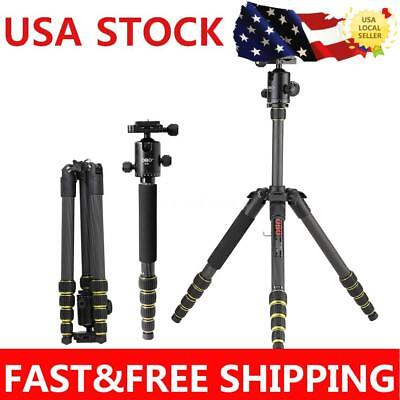 OBO Portable Camera Tripod Unipod Monopod Ball Head for Canon Nikon DSLR D5Z4