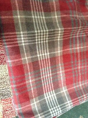 Country Woven Check Curtains - Best Curtains 2017
