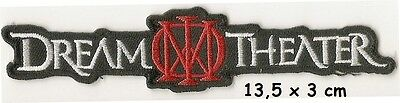 Dream Theater - Logo patch - FREE SHIPPING