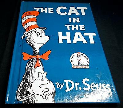 Beginner Books: The Cat in the Hat : In English (1985, Hardcover) Dr. Seuss