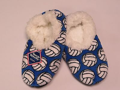 Snoozies Volleyball Slippers/foot coverings