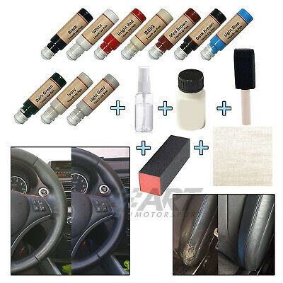 Kit Restoration Colour Steering Wheel Seat Leather Liquid+Colorant Bmw E46 Coupé