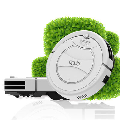 Vacuum cleaner Robot Robotic Automatic Carpet Cleaner Sweeper Recharge Auto UK