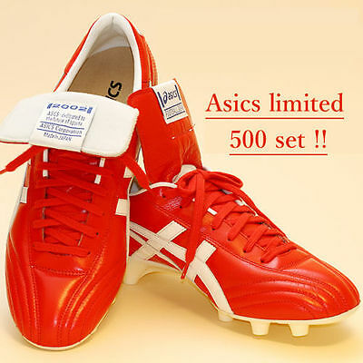 Asics Japan Football Shoes -2002 TSI071- Kangaroo Leather Rad Limited Color 2016