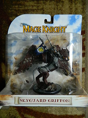 Skyguard Griffon. NEW Mage Knight. 3D Dungeons D&D minis Huge scale RPG