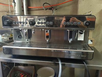 Bargain Cheap Brand New 3 Group Commercial Coffee Espresso Iberital Machine