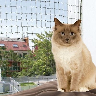 Pet Cat Dog Reinforced Protective Net for Windows Balconies Terraces by TRIXIE