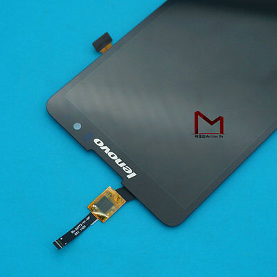 "New Touch Digitizer Screen Glass + LCD Display Assembly For Lenovo 5.3"" S8 S898T"