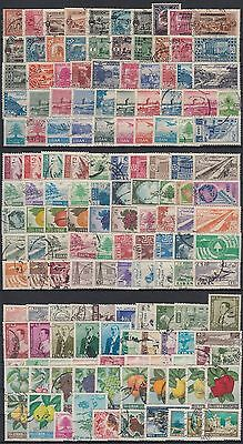 Liban Lebanon collection of 150 diff. postally used stamps [st1722]