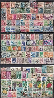Liban Lebanon collection of 150 diff. postally used stamps [st1723]