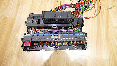 BMW 3 Series E46 Interior Power Fuse Box