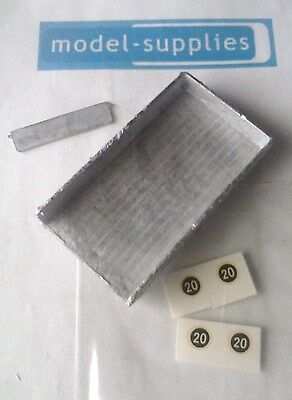 Dinky 25E tipper - reproduction parts & decals