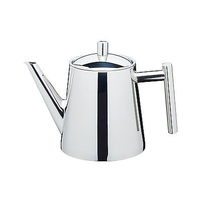 Kitchen Craft Le Xpress Stainless Steel 800ml Infuser Teapot Modern Design