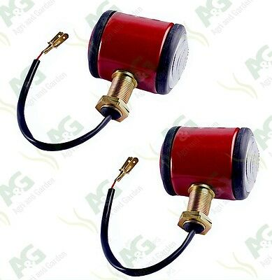 Massey Ferguson Tractor 35 65 135 Bulter side Lights  Pair
