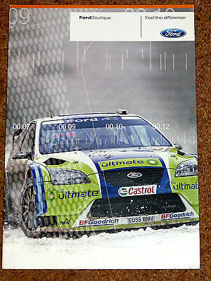2006 FORD BOUTIQUE Sales Brochure - RS Rallye Sport & ST Branded Merchandise