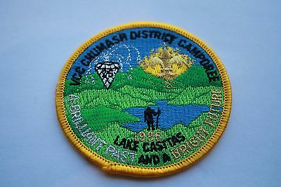 US Canadain Chumash District Camporee Boy Scout Patch
